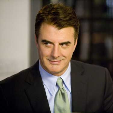 Mr Big from Sex and the City played by Chris Noth
