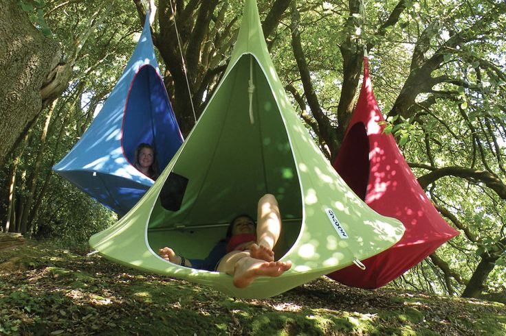 Cacoon Hanging Tent Outdoors Pinterest Tent And