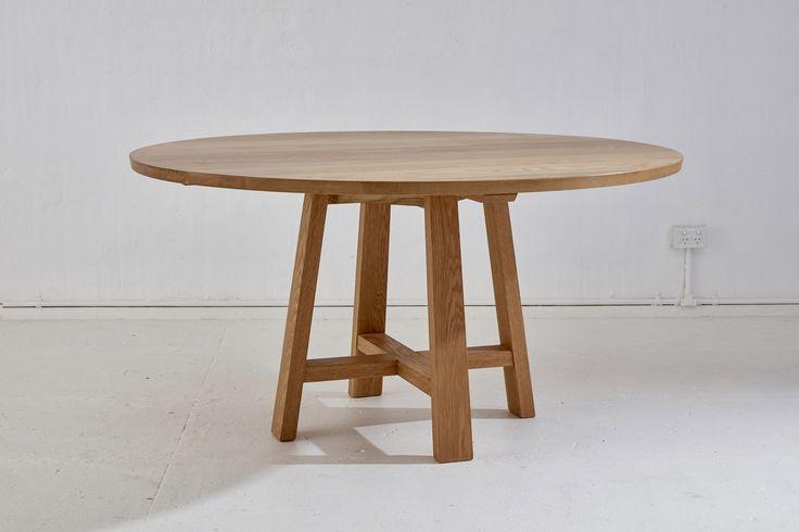 Loughlin Furniture Balmoral Table American Oak Timber