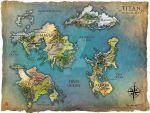 TITAN world map by Tsabo6