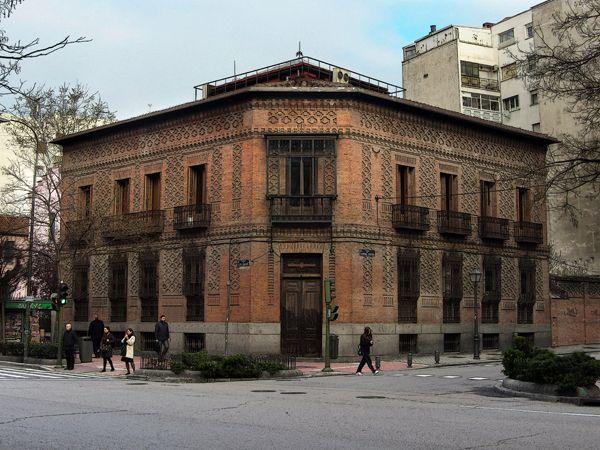 Palacetes de Madrid: Palacete del Marqués de Los Salados