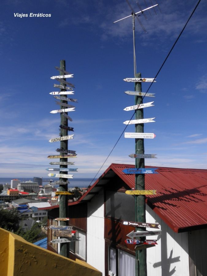 Cerro de la Cruz, Punta Arenas, Chile http://viajeserraticos.net/cerro-de-la-cruz-punta-arenas-chile/