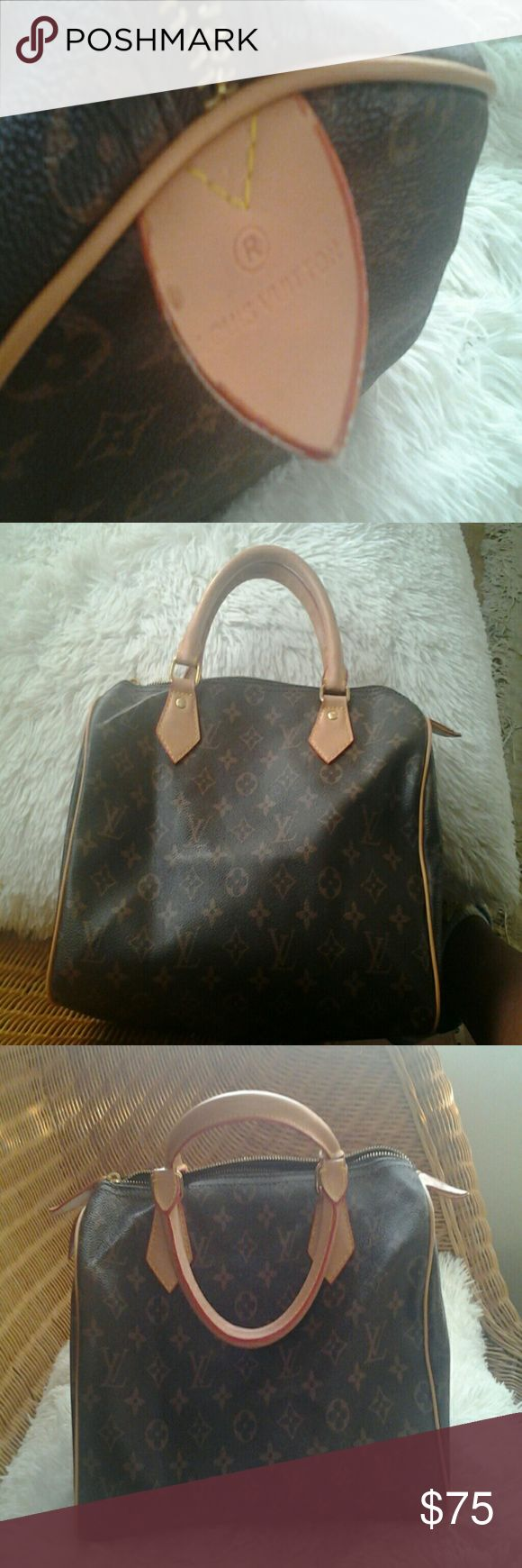 Resale Tote Handbag Available for sale with defective top zipper, opens at end otherwise in good condition & Other Stories Bags