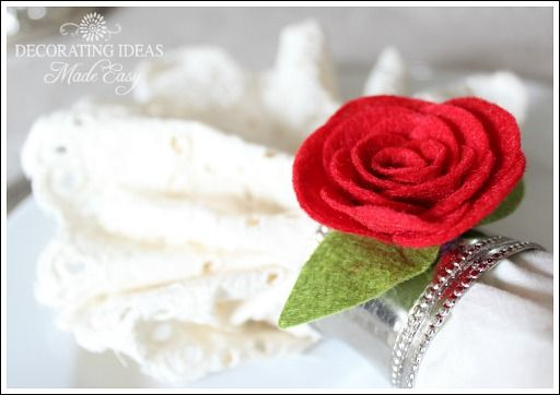 Valentine Table Decorating Ideas From Decorating Ideas
