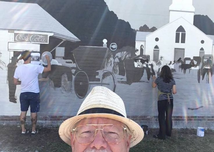 You have probably seen the paintings of this renowned Louisiana artist, from a giant clarinet on a New Orleans hotel, a blues harmonica on a Baton Rouge casino, and murals of Cajun history scattere...