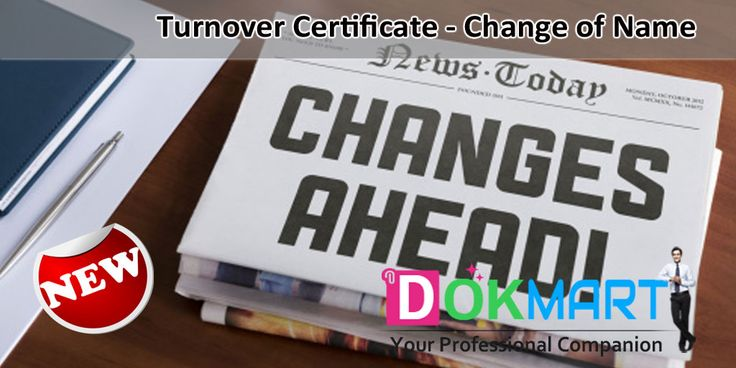 "This document consist of ""Turnover Certificate"" in editable word format making it handy for you to use and save your time and efforts."