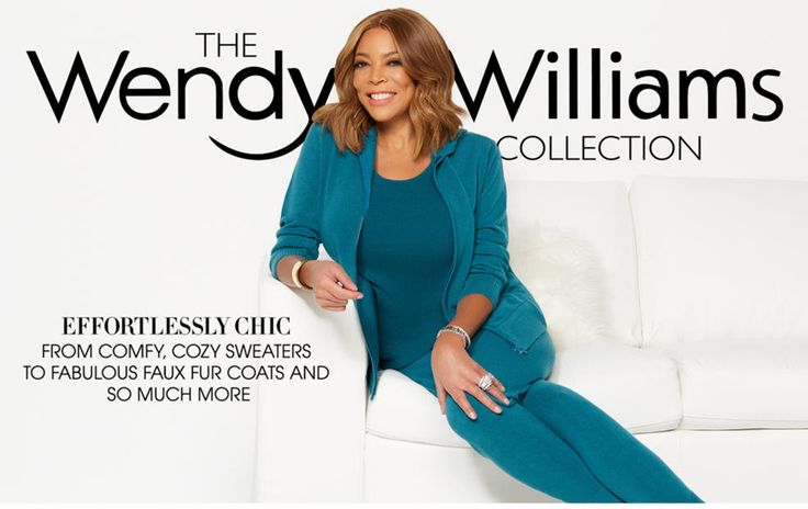 Wendy Williams: Shop the Wendy Williams Clothing Line   HSN