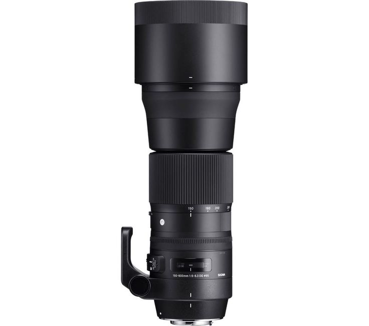 SIGMA  150-600 mm f/5-6.3 DG OS HSM C Telephoto Zoom Lens - for Canon Price: £ 739.00 150-600mm f/5-6.3 DG OIS C lens Canon fit BUY NOW for just GBP739.00