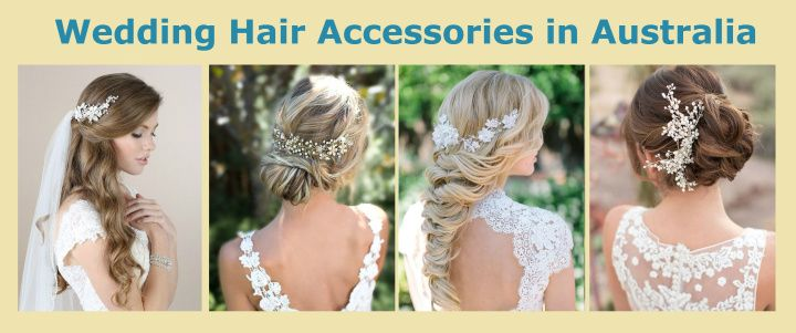 #Wedding #Hair #Accessories in #Australia – Helping You Find The Right One