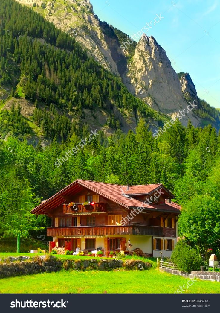 8 best house in mountain seaside images on pinterest - House in the mountains ...