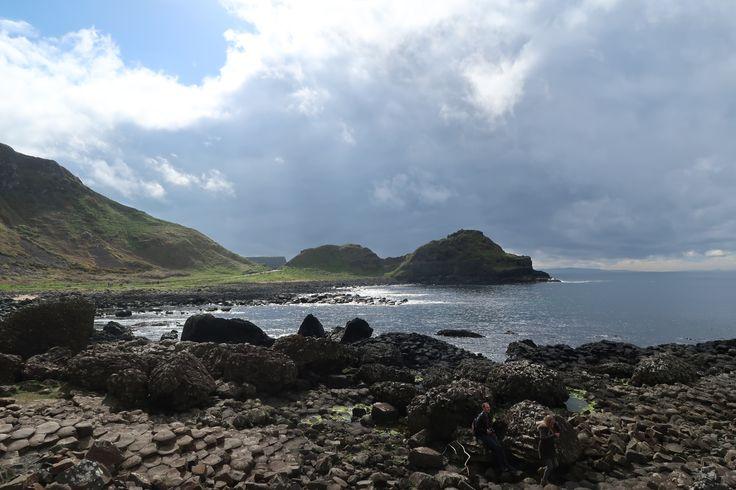 Terra dos gigantes- Irlanda do Norte