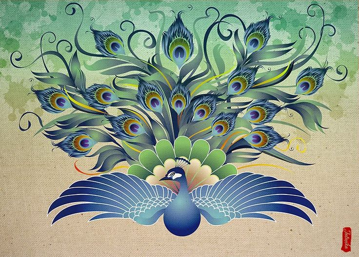 Jatmika: Peacock atau burung merak