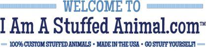 Personalized Stuffed Animals.