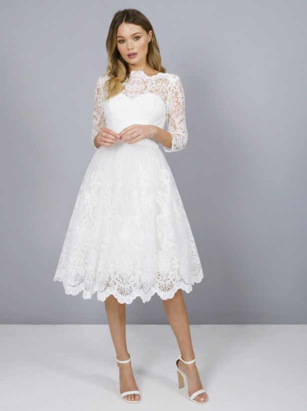 17a003d55937b Chi Chi Flora Dress from Chi Chi London