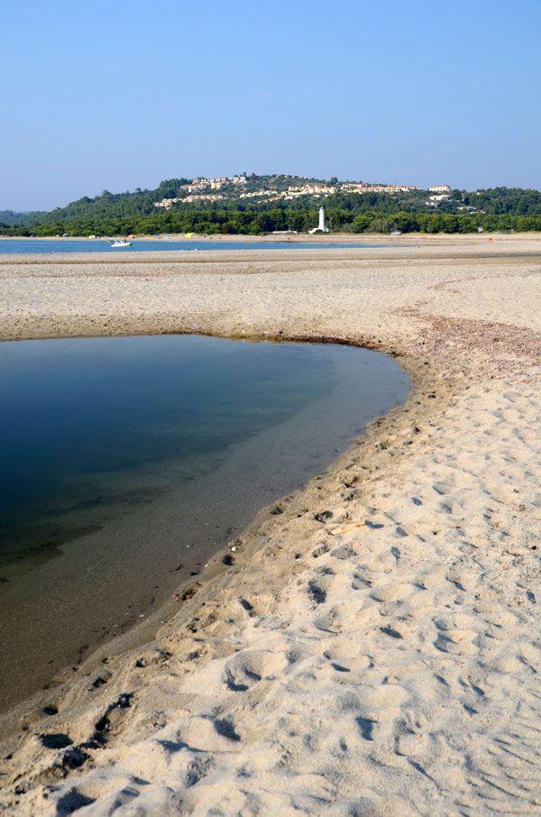 Possidi Beach in #greece