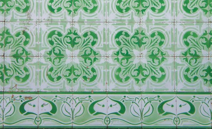 Ernesto Korrodi - os azulejos [Edifício no Largo Cónego Maia, Leiria]