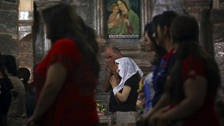 As we work to eradicate ISIS, Iraq's Christians, Yizidis need our help now more than ever - http://conservativeread.com/as-we-work-to-eradicate-isis-iraqs-christians-yizidis-need-our-help-now-more-than-ever/
