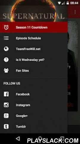 SPN Countdown  Android App - playslack.com ,  Supernatural Countdown is the ultimate app for the fan of the show. You will get access to the latest news, galleries, clips, interviews and much more. The main feature is the Episode countdown which shows the status of how many days, hours, minutes, and seconds left until a new episode. The App also has Episode Schedule which shows what episodes are next after the new episode airs. The Countdown is updated every week, after the episode…