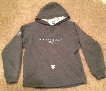29a843a426a New England Patriots Pats Coach Belichick Hoodie Sweatshirt Reebok ...