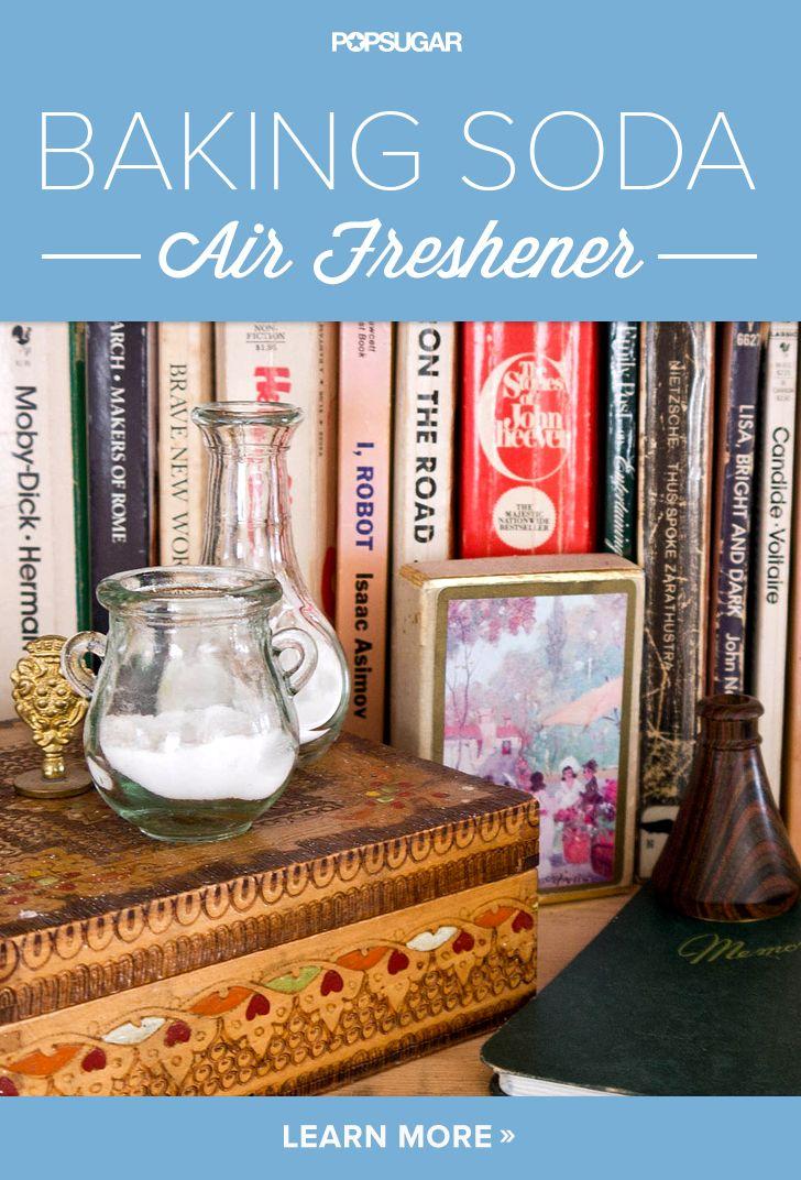 53 best diy room freshners images on pinterest for the for Baking soda air freshener recipe