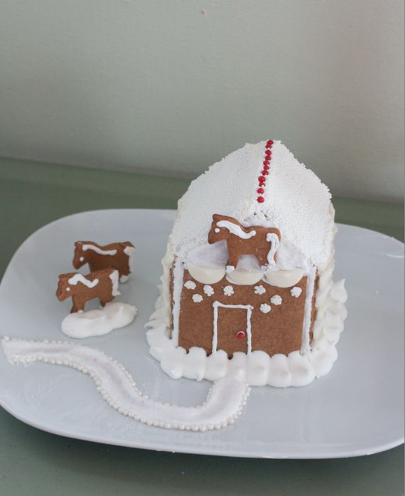 25 Best Ideas About Gingerbread House Icing On Pinterest