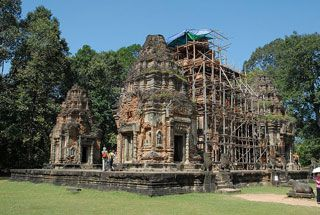 Preah Ko Temple, Attraction in Stung Treng | Tourism of Cambodia