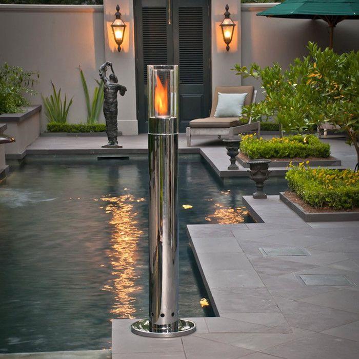 Les 25 meilleures id es concernant lampadaire exterieur for Lampadaire pour terrasse exterieur