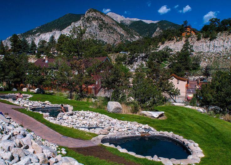 Located In Nathrop Colorado Between The Towns Of Buena Vista And Salida Mt