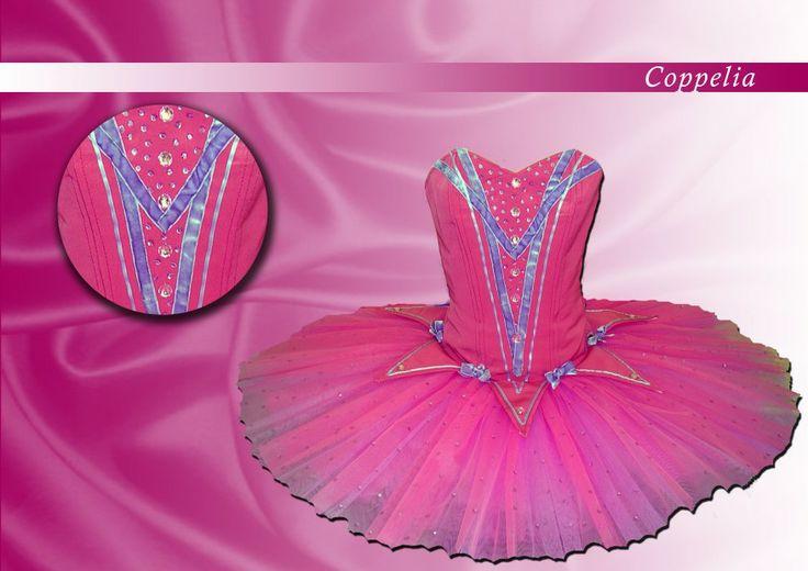 Ballet Costume for Coppelia