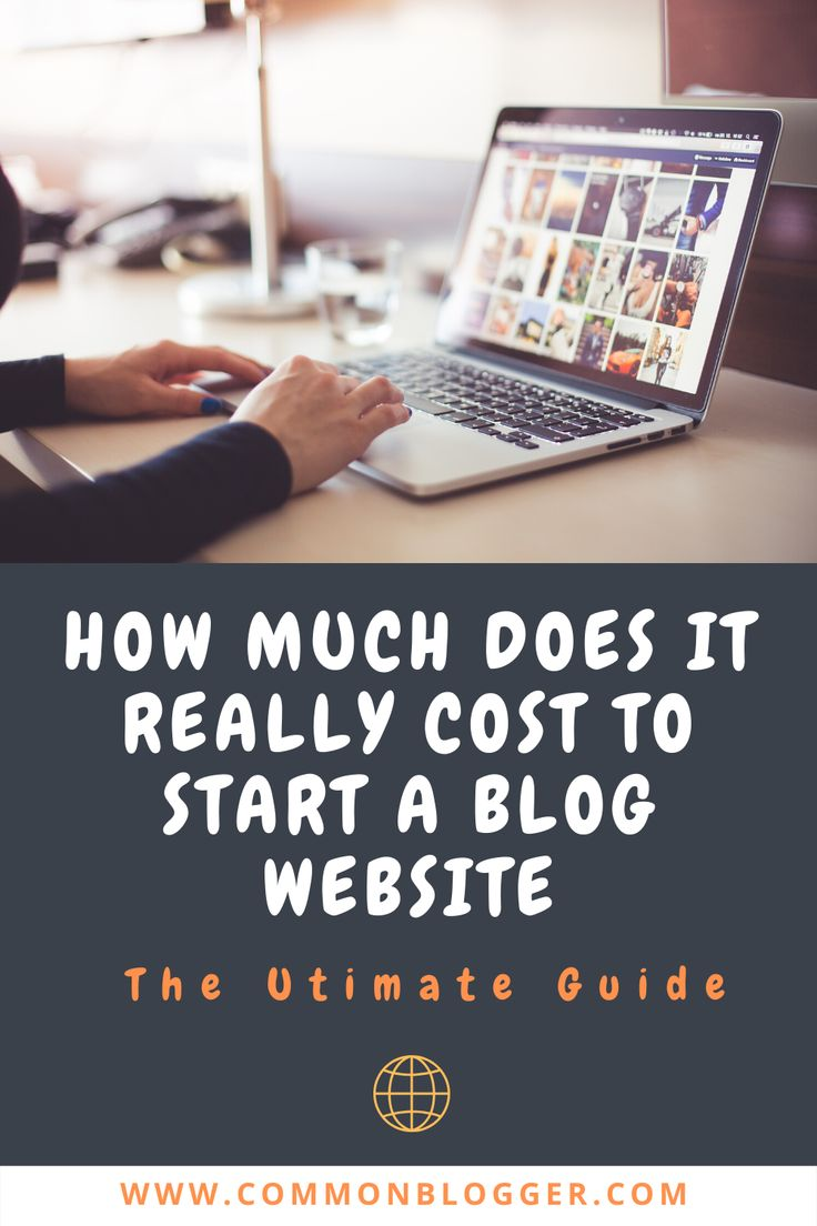 How Much Does It Cost to Build a Website? +(Blog) in 2020