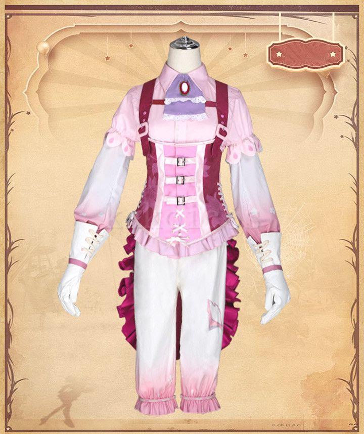 Identity V アイデンティティ5 機械技師 アルビジアの謎 コスプレ衣装 変装 コスチューム コスプレ 衣装 人格 第五人格