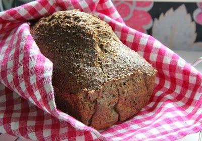 Jonnas recept: Fantastiskt low carb bröd!