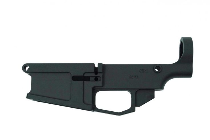 Blitzkrieg Tactical 80% Anodized, Billet Lightweight (LW) .308 Lower Receiver - $64.99
