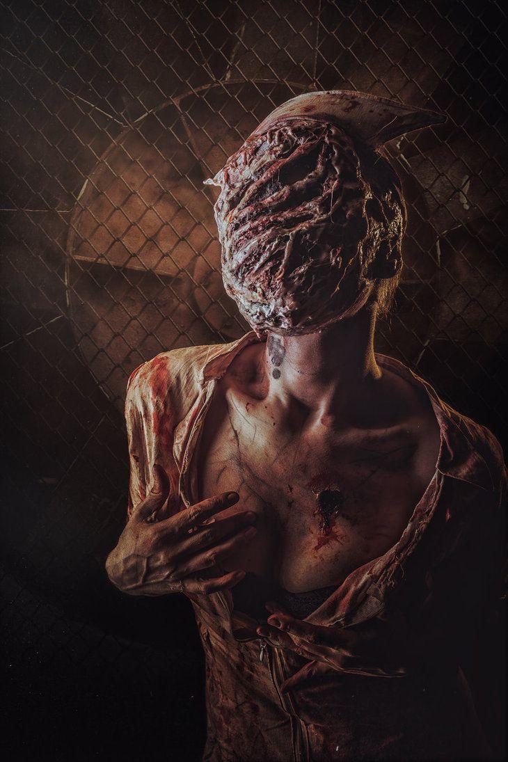 53 best Silent Hill Nurse images on Pinterest  Halloween ideas