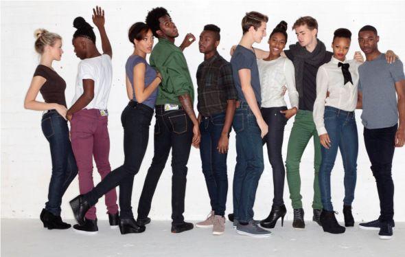Good jeans guide von Get Changed (c) monkeegenes