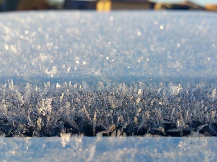 -7 degrees Celsius