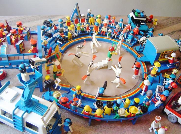 #circus #playmobil