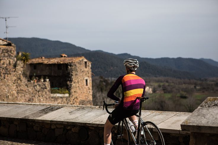 Club Colours Dark Cycling Jersey