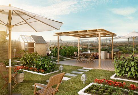 8 idee per l'arredamento del tuo giardino Leroy Merlin