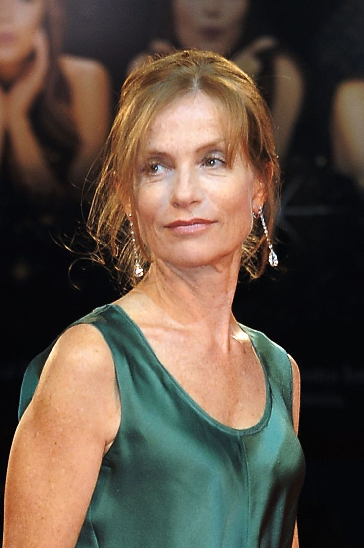 Hubert Isabelle D Ornano Flat In Paris: Audacieuse-Isabelle Huppert. #cinema #frenchtouch