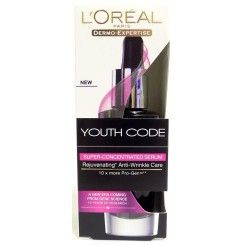 L'Oreal Youth Code Super-Concentrated Anti-Wrinkle Serum, 30ml