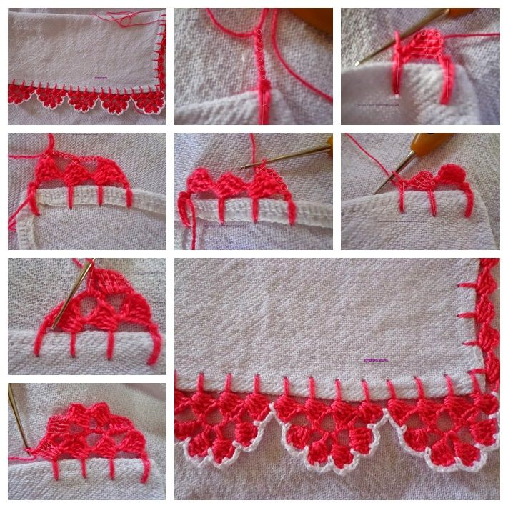 Wonderful DIY Pretty Crochet Lacy Beak