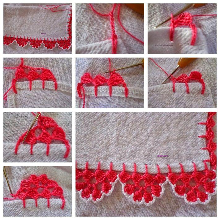 Cochet lacy beak, EASY, FAST, BEAUTIFUL !  #Tutorial--> http://wonderfuldiy.com/wonderful-diy-pretty-crochet-lacy-beak/ #diy #crochet