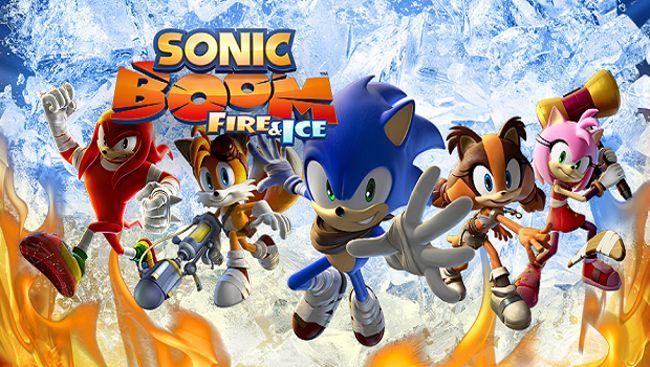 Sonic Boom Fire & Ice 3DS CIA - USA Region Free - http://www.ziperto.com/sonic-boom-fire-ice-3ds-cia/