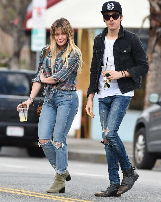 Hilary Duff with Boyfriend Matthew Koma at Alfred in Los Angeles #wwceleb #ff #instafollow #l4l #TagsForLikes #HashTags #belike #bestoftheday #celebre #celebrities #celebritiesofinstagram #followme #followback #love #instagood #photooftheday #celebritieswelove #celebrity #famous #hollywood #likes #models #picoftheday #star #style #superstar #instago #hillaryduff