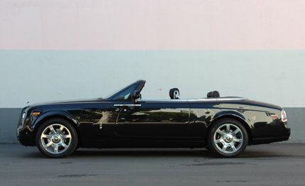 2015 Rolls-Royce Phantom Drophead Coupe Nighthawk First Drive – Review – Car and Driver