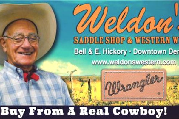 Iconic Denton Business, Weldon's Saddle Shop, Shutting Down « CBS Dallas / Fort Worth