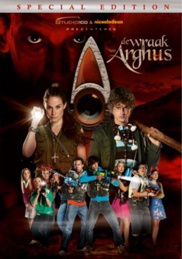 Het Huis Anubis - De wraak van Arghus