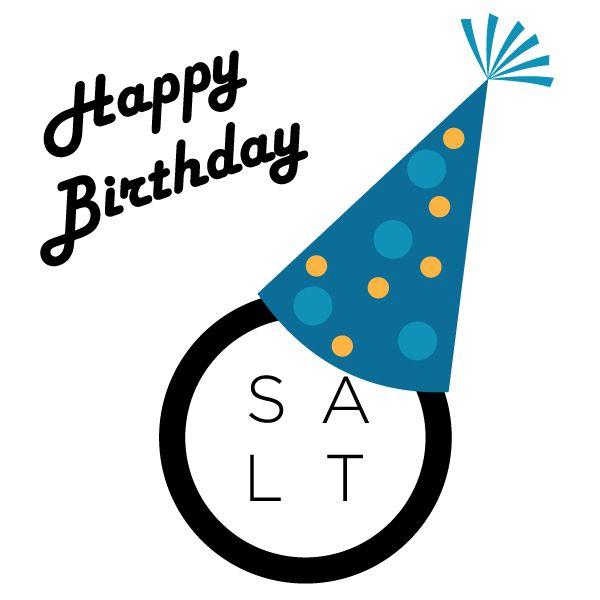 Un anno di SALTeditions!