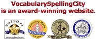 VocabularySpellingCity provides a wide range of social studies vocabulary lists for Elementary and Middle School students, from grades K through 8, covering geography, sociology, anthropology, humanities, economics, history, and more to help implement the common core.